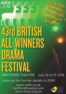 British All Winners Festival Hertford July 2016