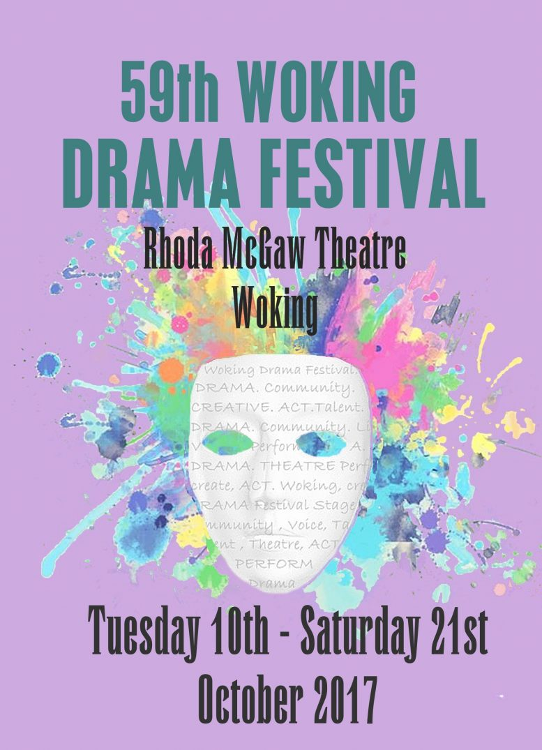 59th Woking Drama Festival 2017